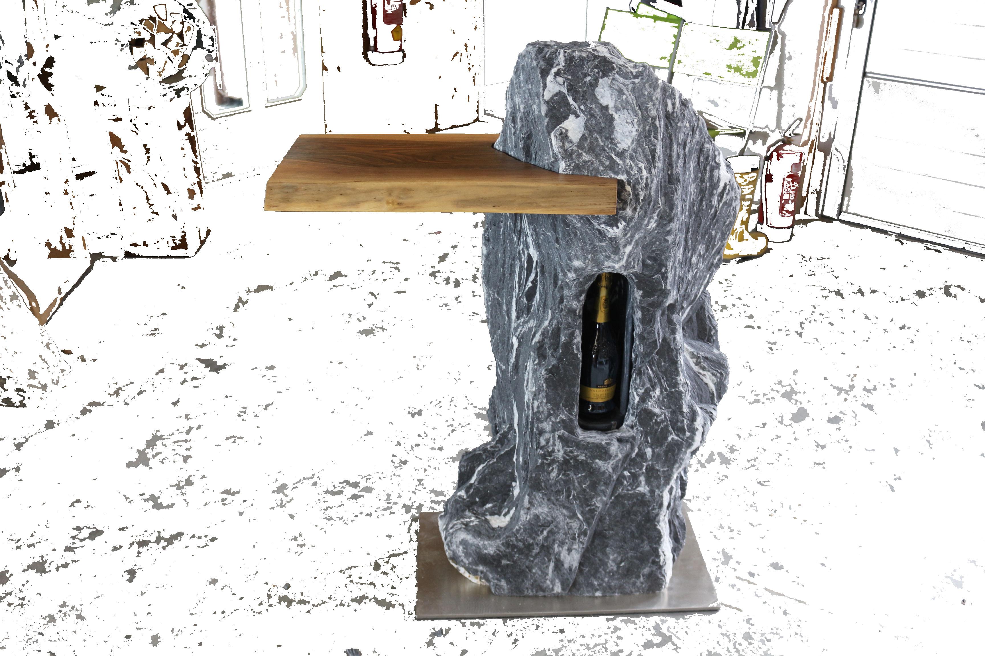 1 Barstein woone by SteinWerk
