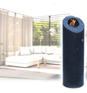 Feuerzylinder Basalt D292mm-1