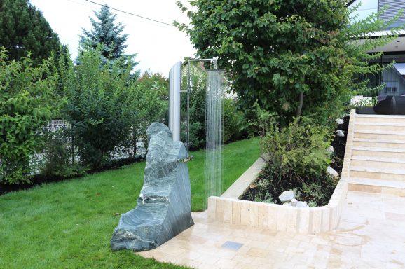 Gartendusche Trinkbrunnen