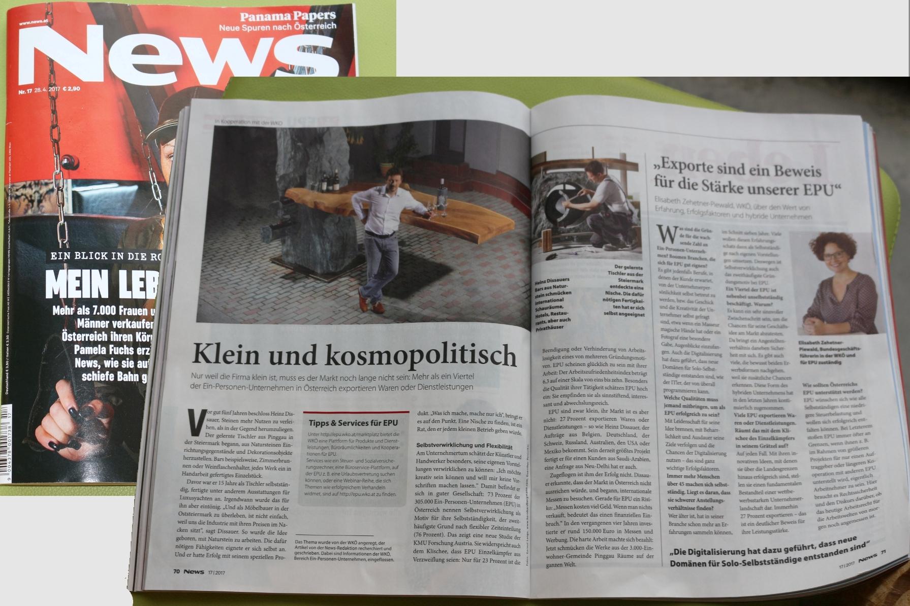 News SteinWerk