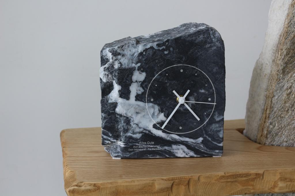 Original SteinWerk Uhr 7