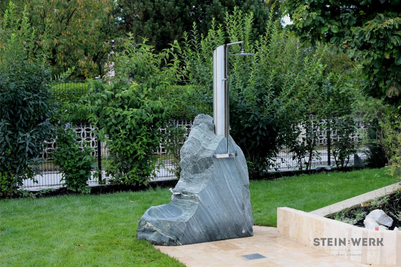SteinWerk Garten Dusche Stone_6