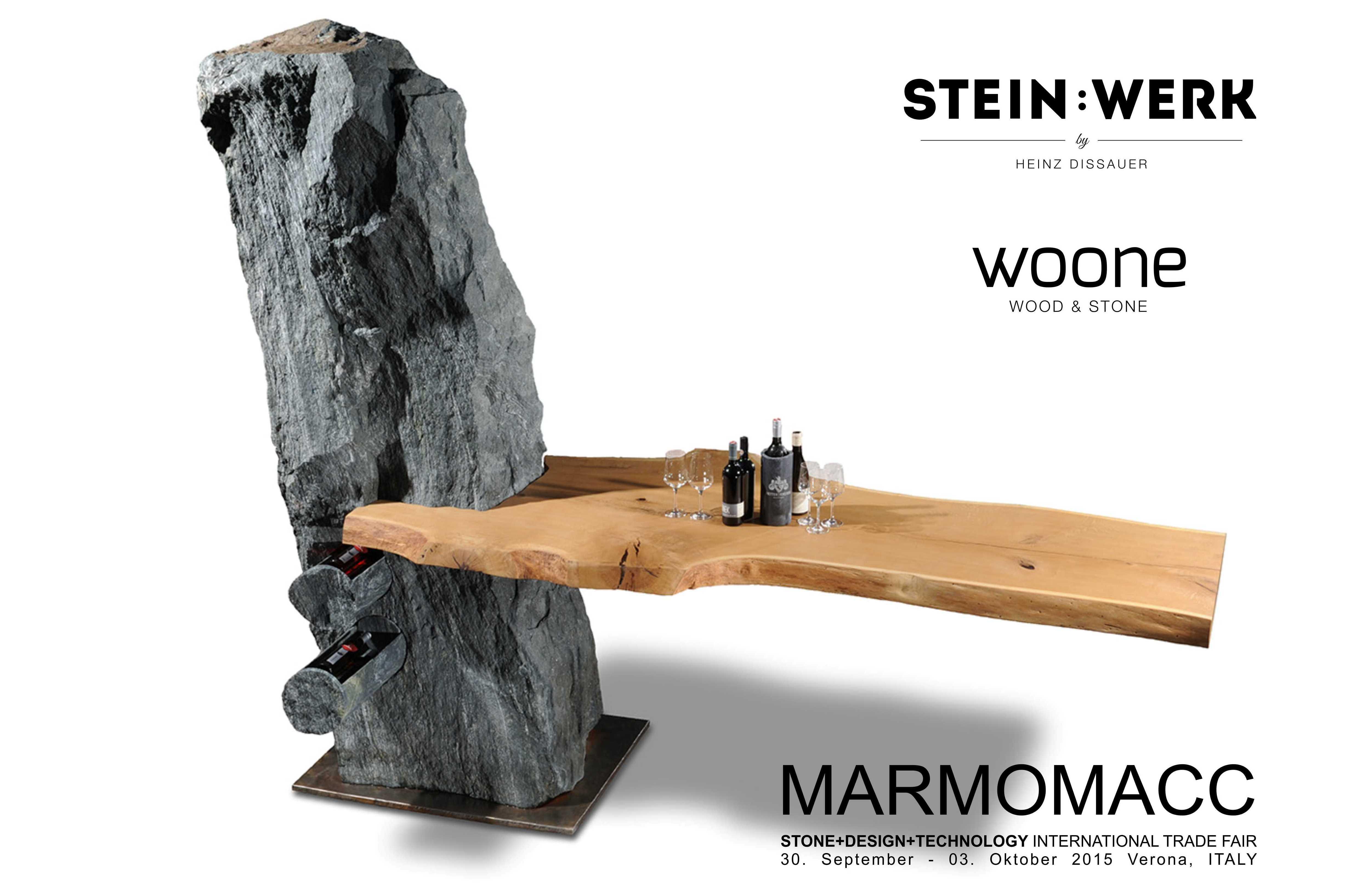 SteinWerk Marmomacc woone