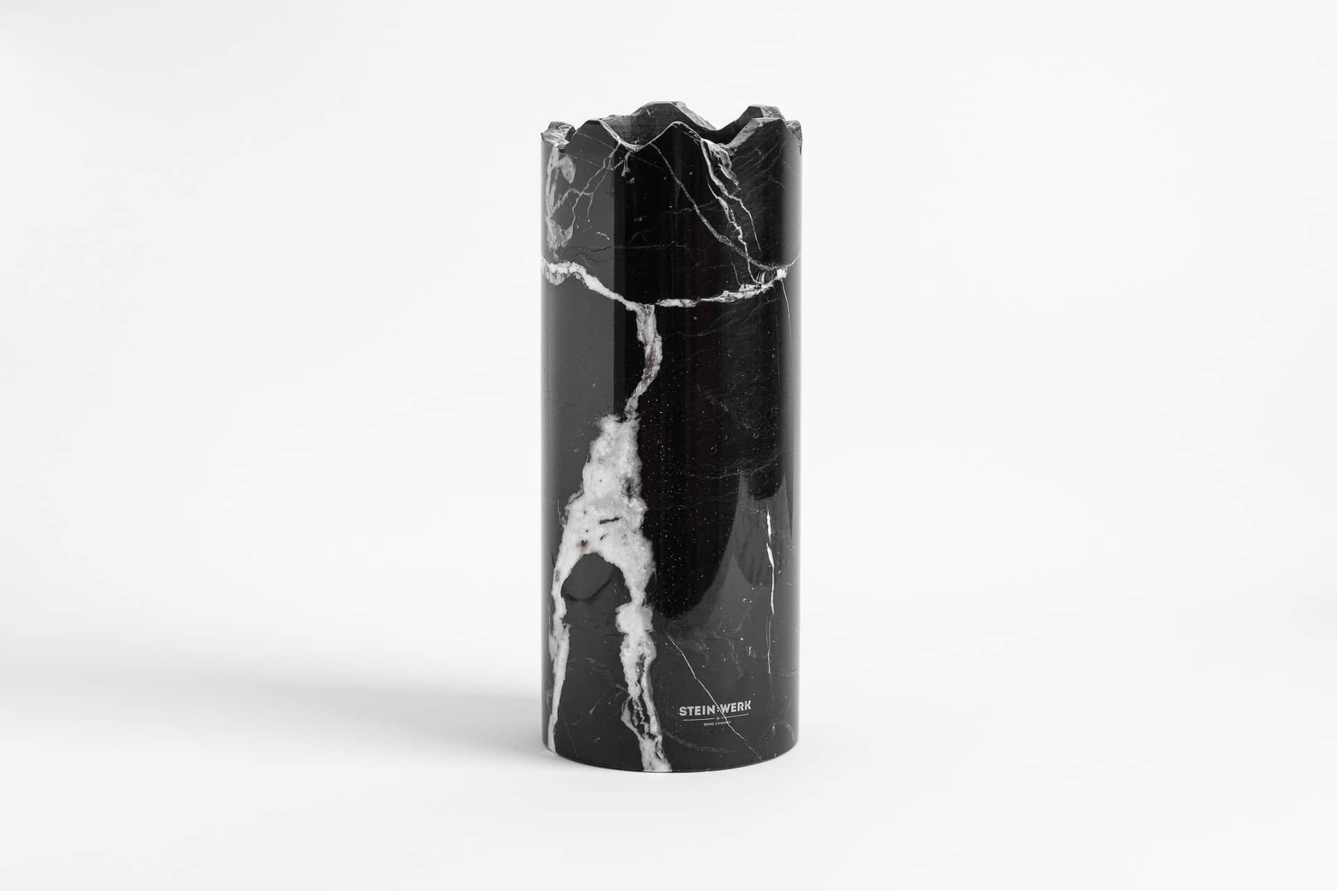 Weinkühler Marmor Black