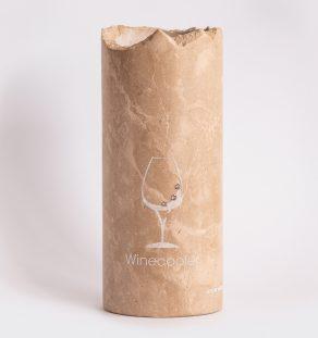 SteinWerk Weinkuehler Dolomit_Kalkstein Weinglas_3